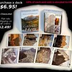 Educational Playing Cards - Mountain Range