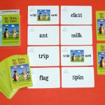 Custom Playing Card Game for Children